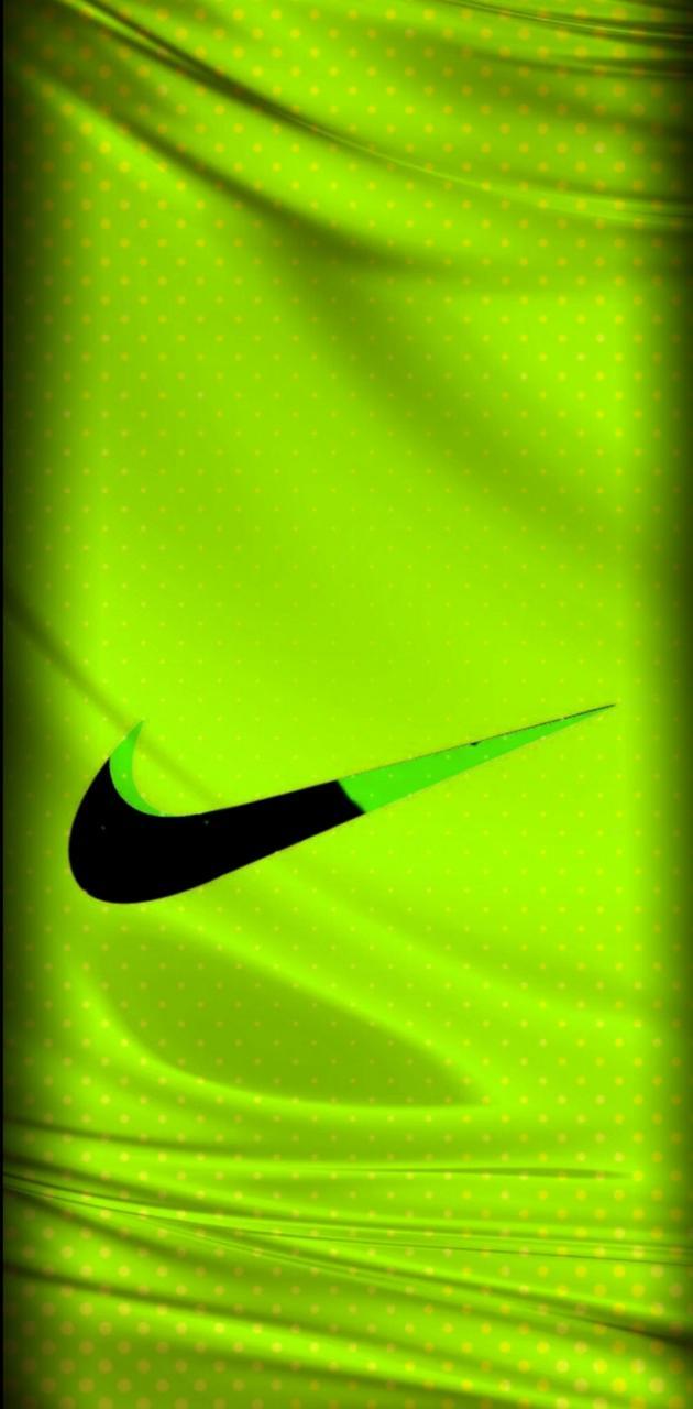 Swoosh Neon Green