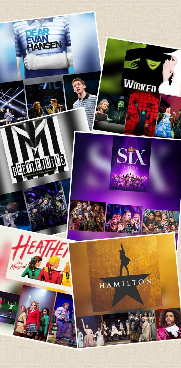 Musicals wallpaper
