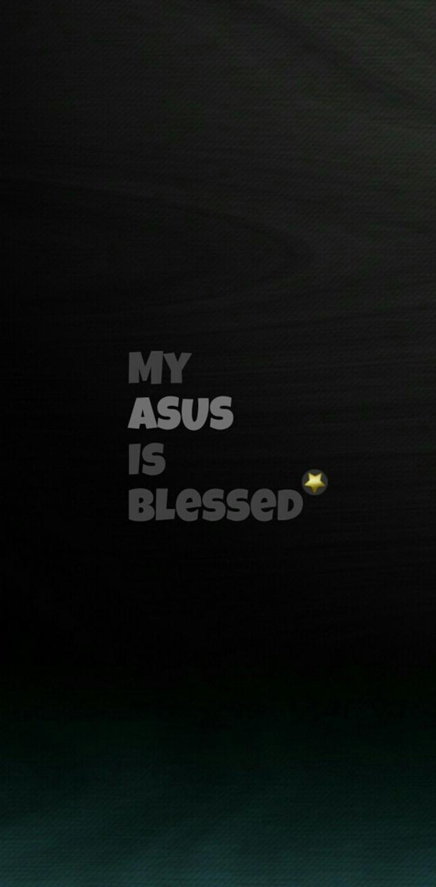Asus phone Blessed