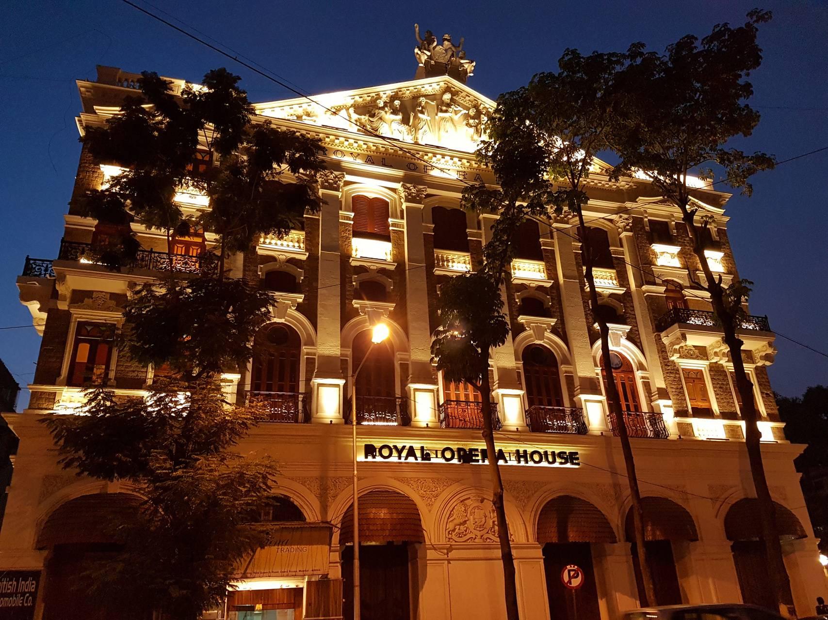 Opera house mumbai