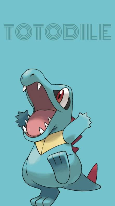 Totodile pokemon Ringtones and Wallpapers - Free by ZEDGE™