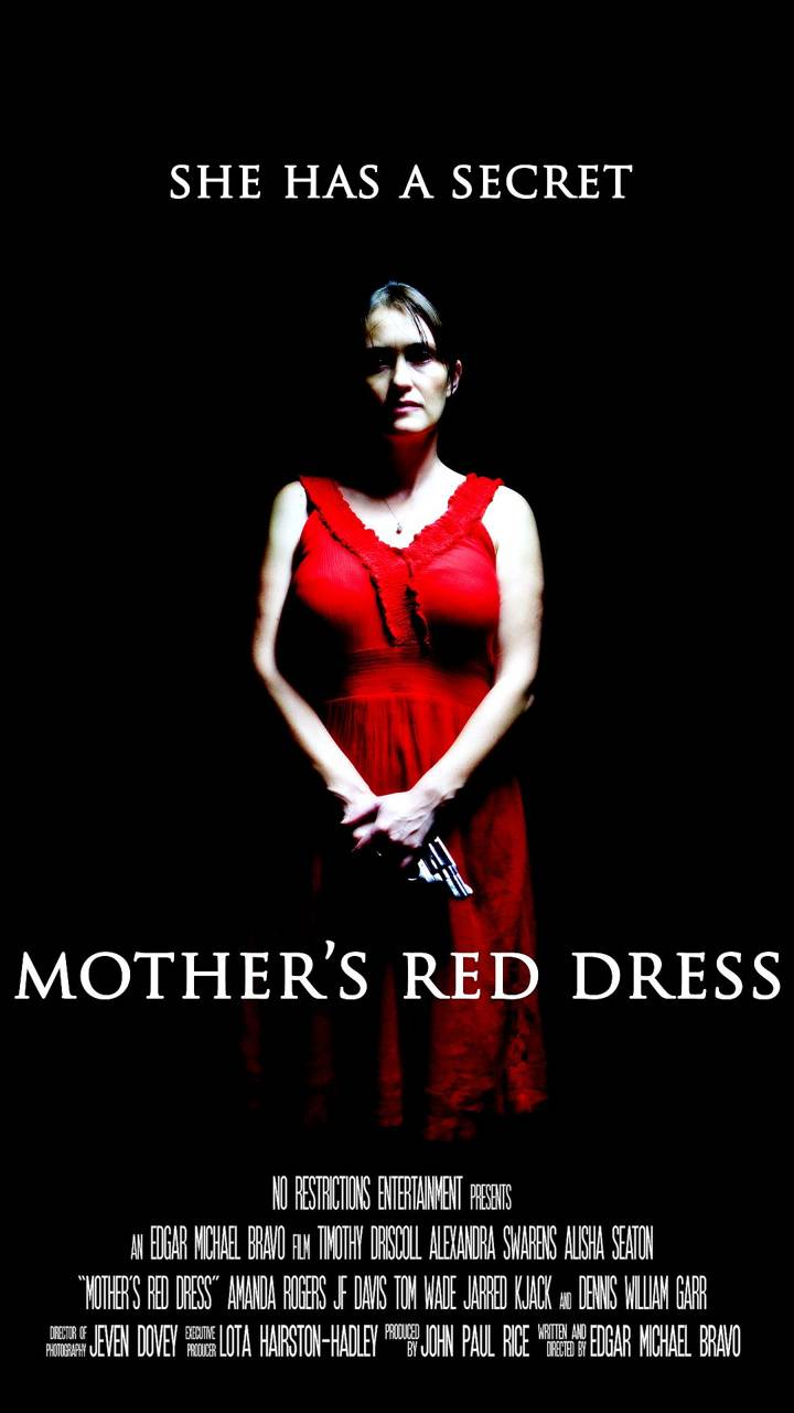 Mothers Red Dress