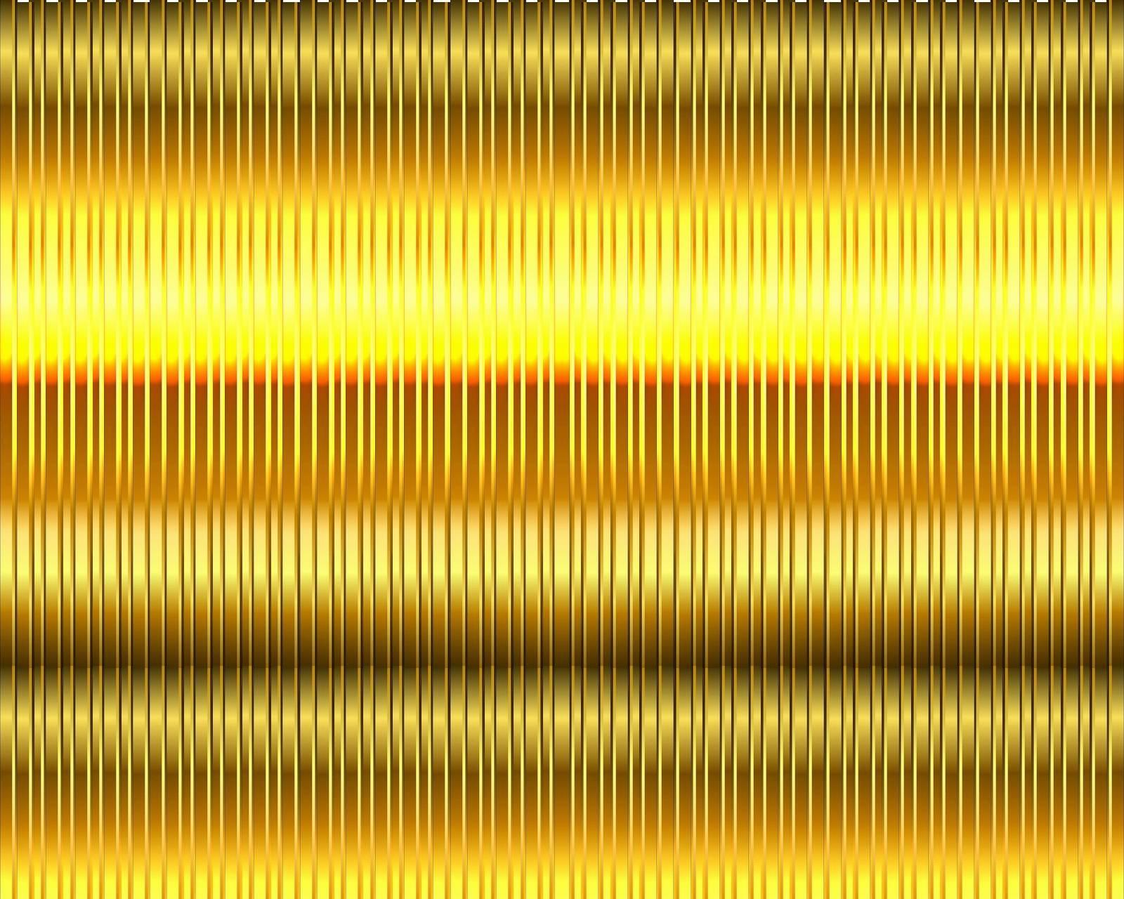 Gold Slat