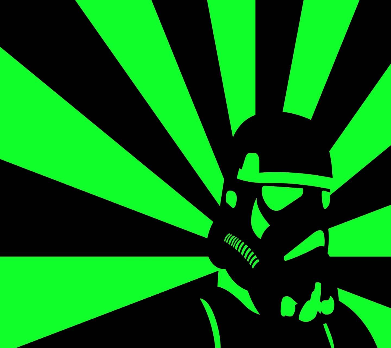 Trooper Flag
