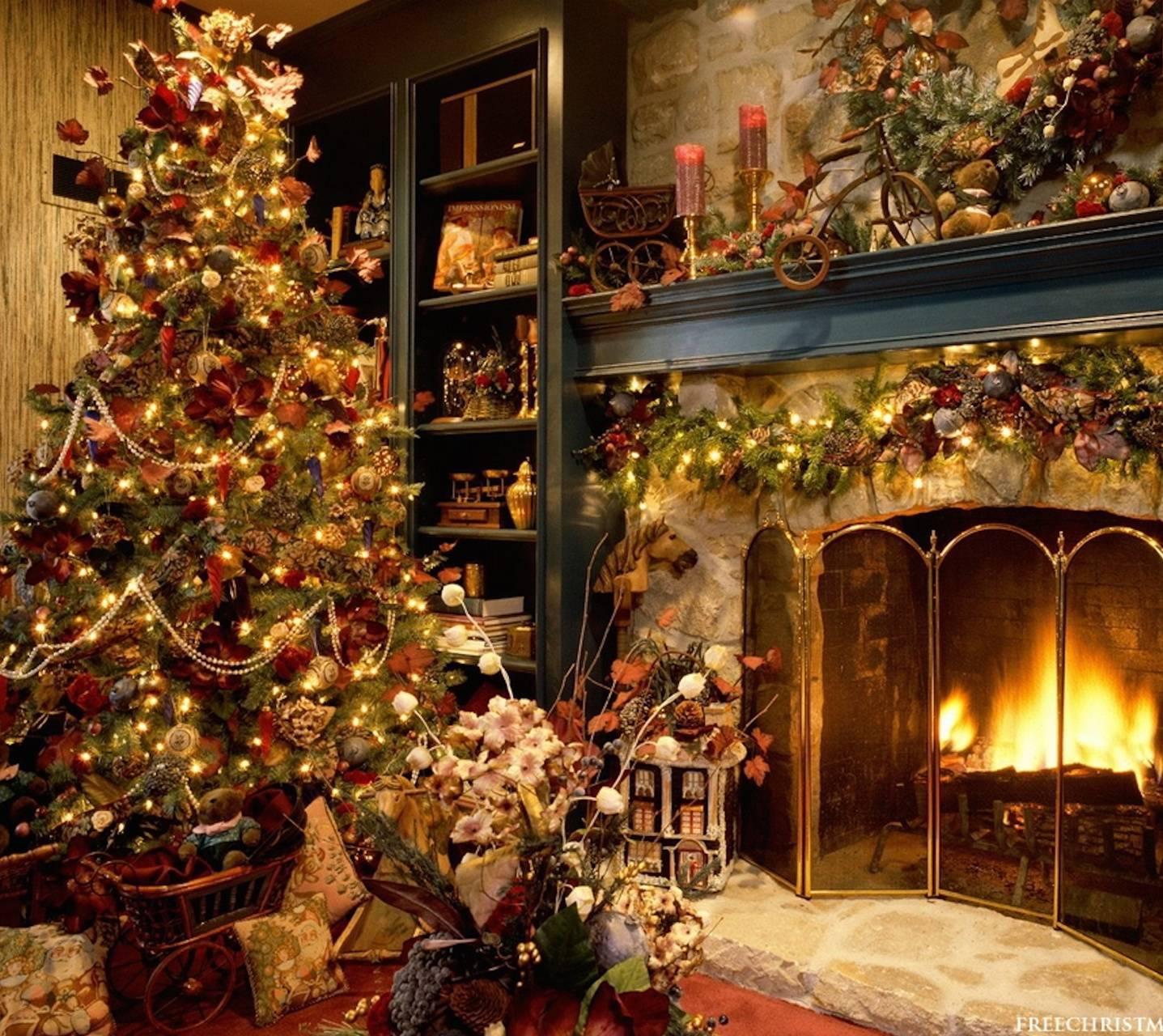 Fireplace Tree