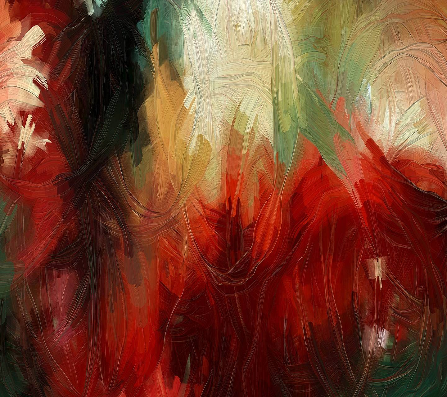 Paint Abstract