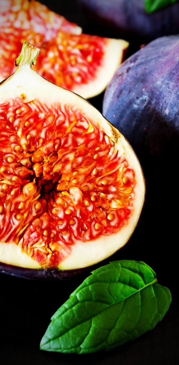 Figs And Mint