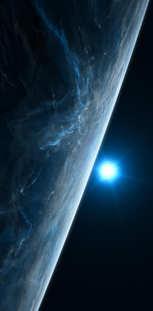 Space Journey 4k