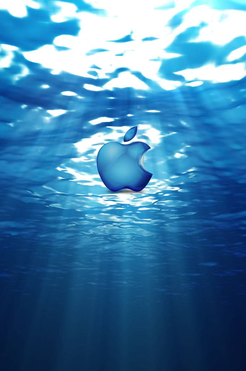 Underwater Apple