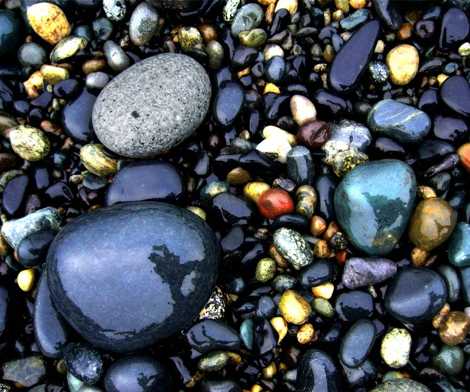 Shiny Rocks