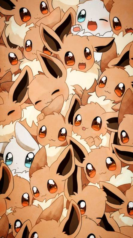phone cover wall paper eevee