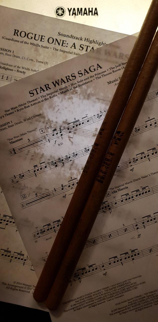 Drum score