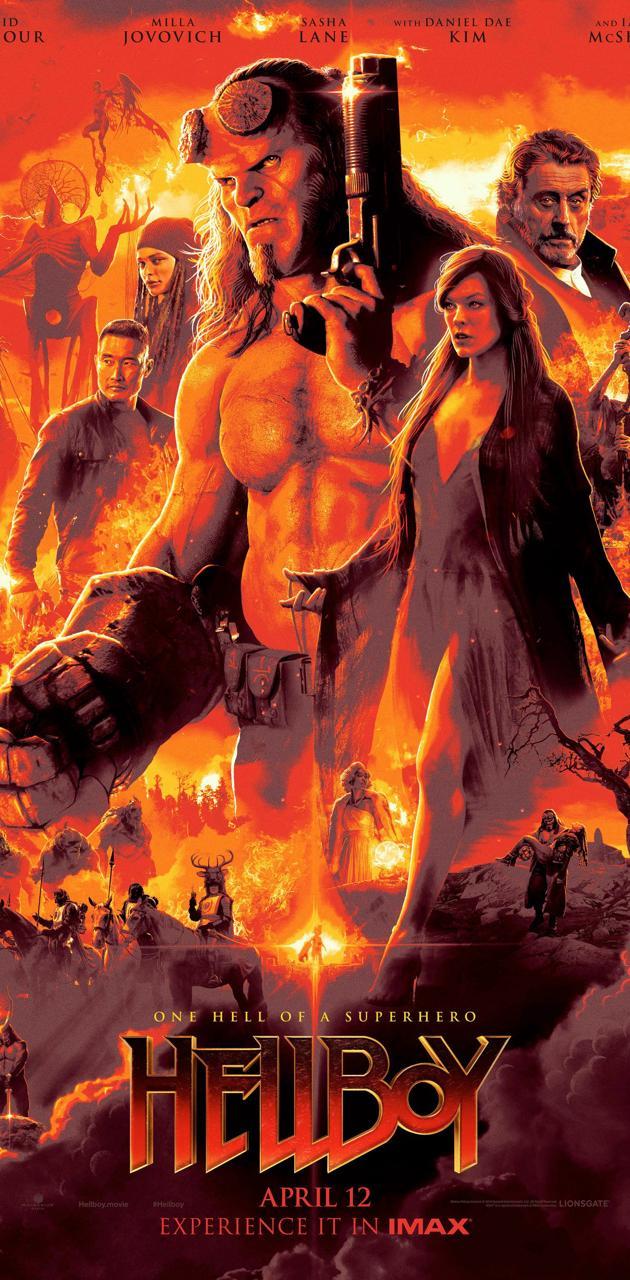 Hellboy cinema