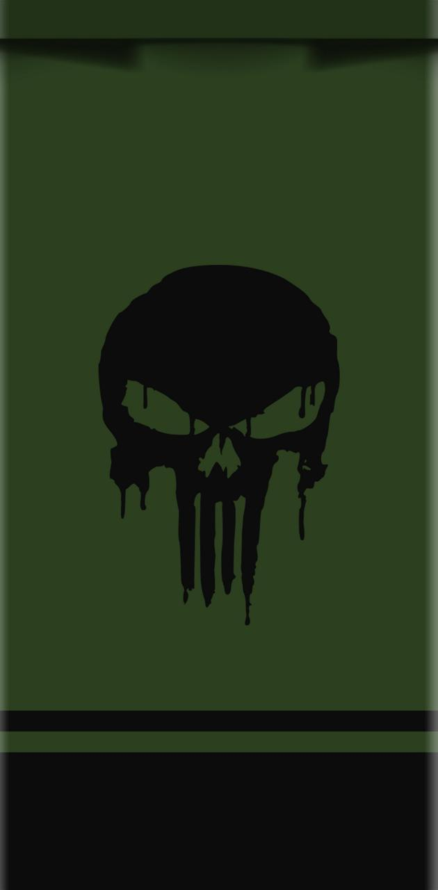 Subdued Punisher