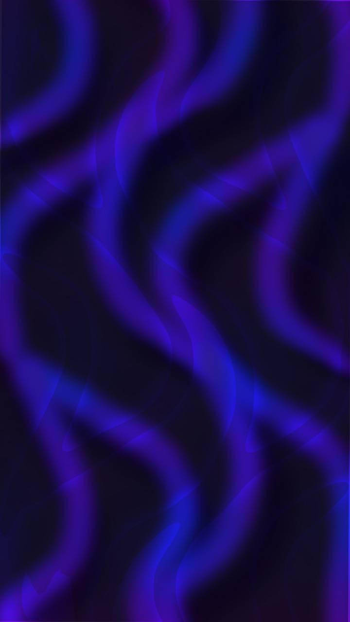Blue Purple Neon