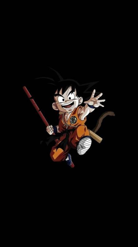 Kid Goku Wallpaper 4k Gambarku
