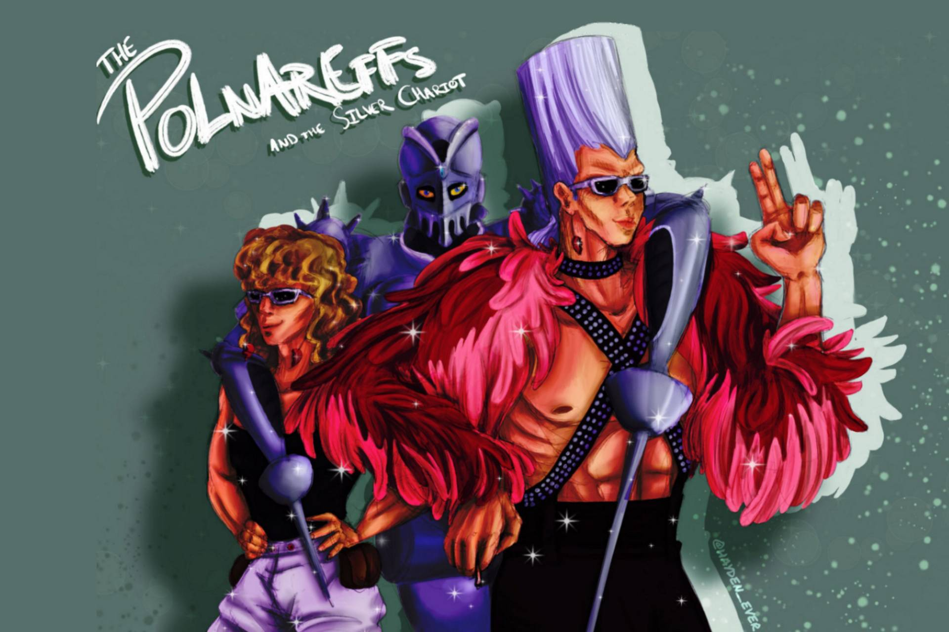 The Polnareffs