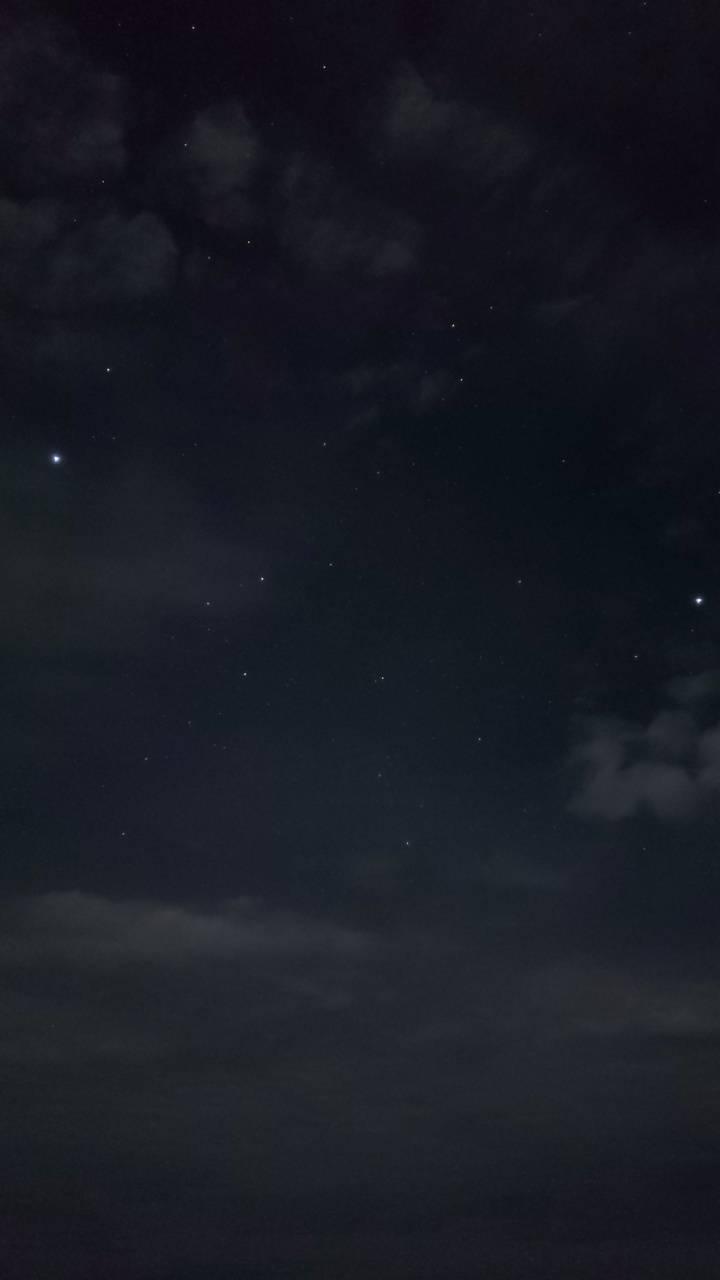 Stars blue