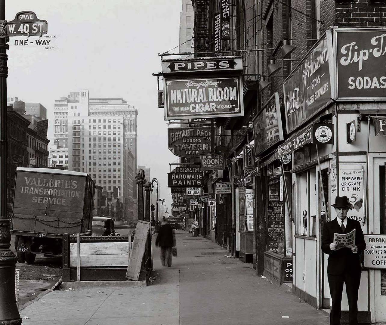 New York 40s