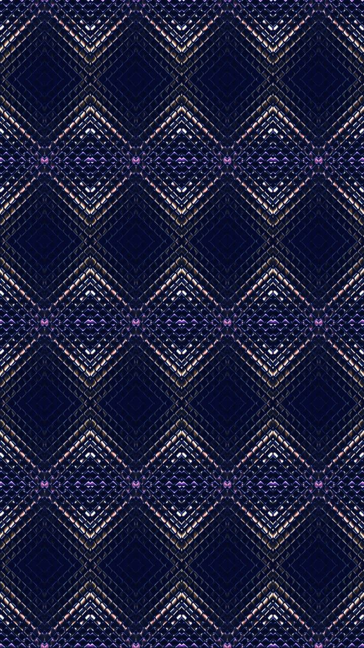 Metalic pattern