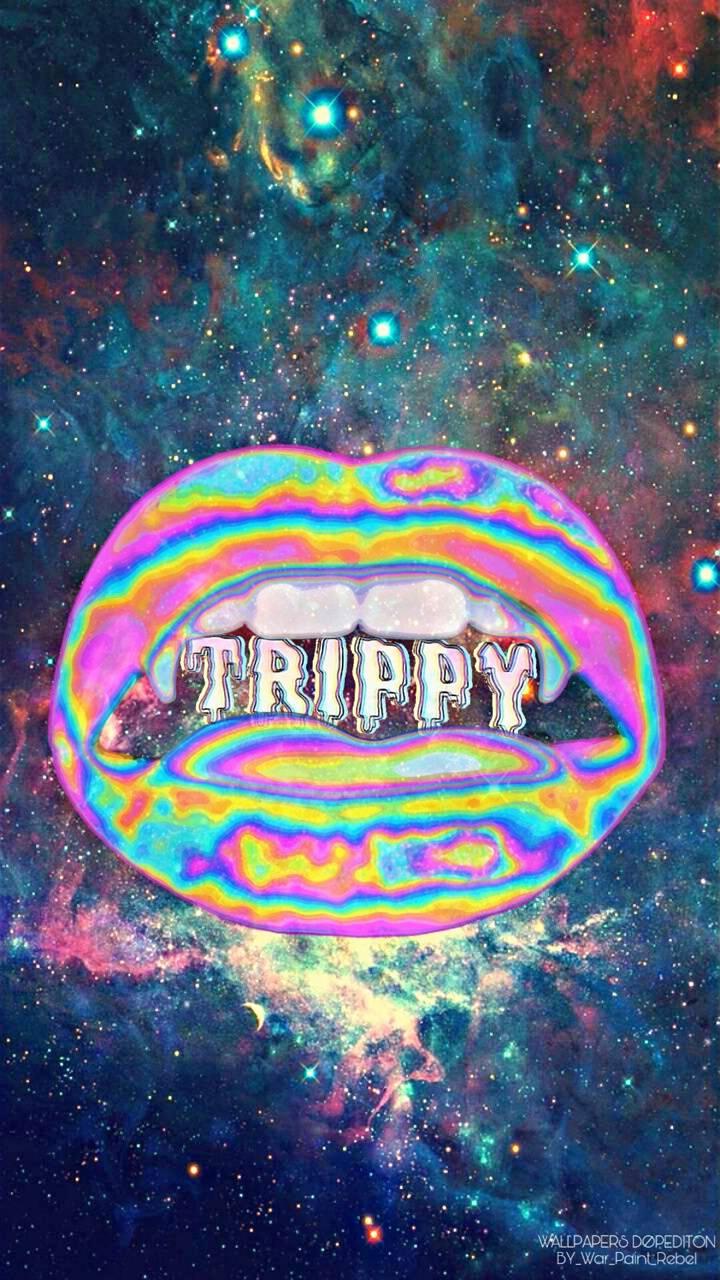 Trippy Lips