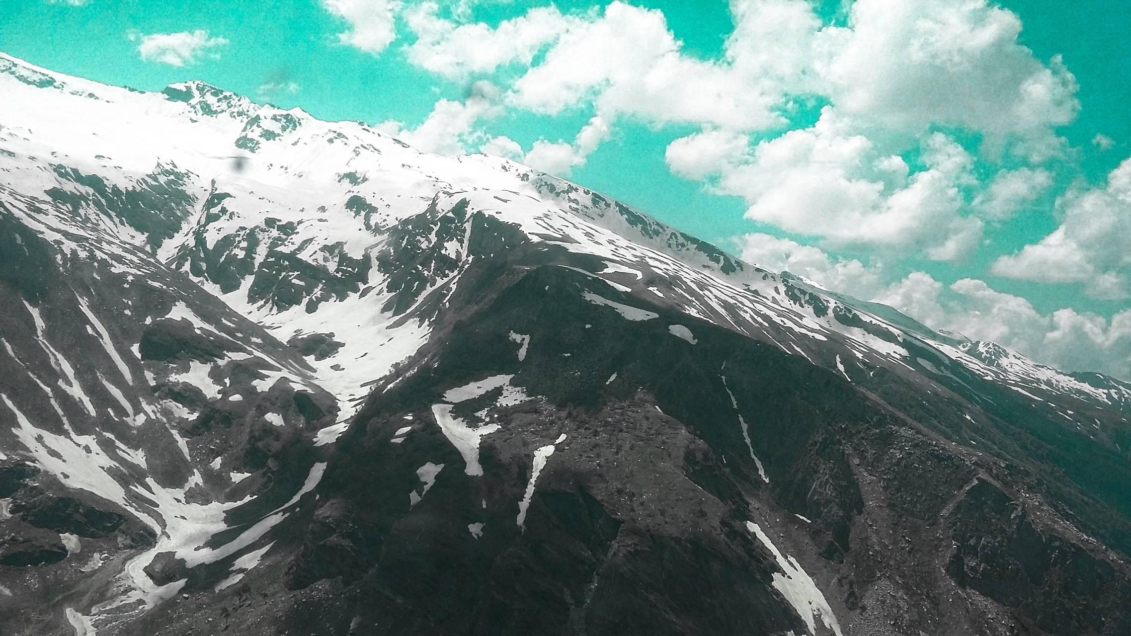 Manali valleys
