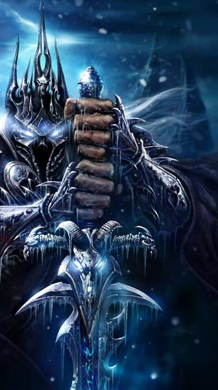 Lich King Wallpapers Free By Zedge
