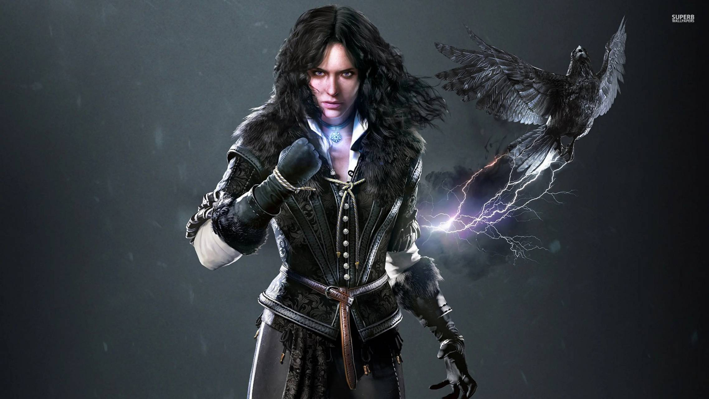 Witcher Yennefer