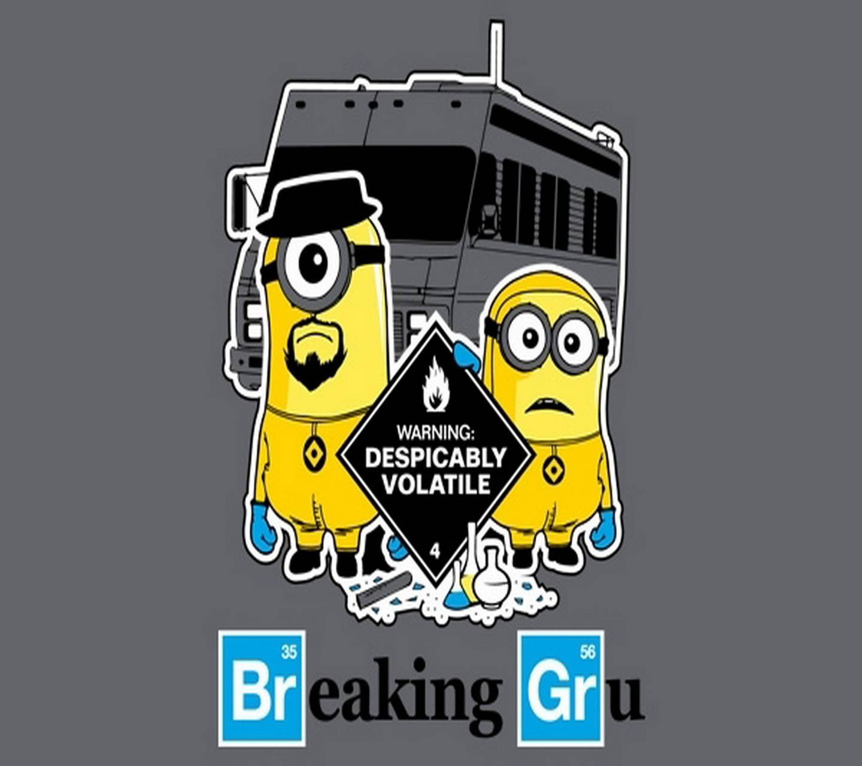 Breaking Gru