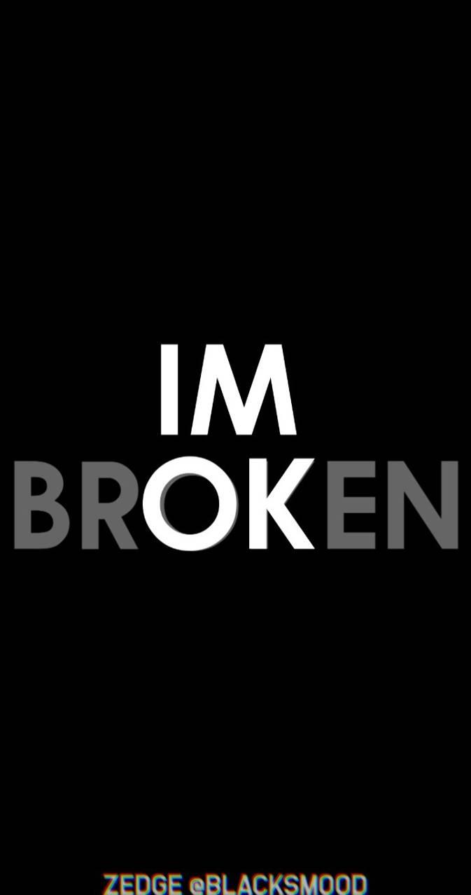 Broken blacksmood