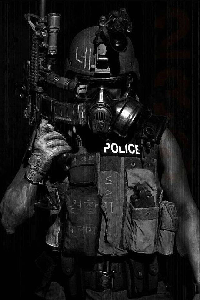 Police Swat Wallpaper By Michael12483 63 Free On Zedge