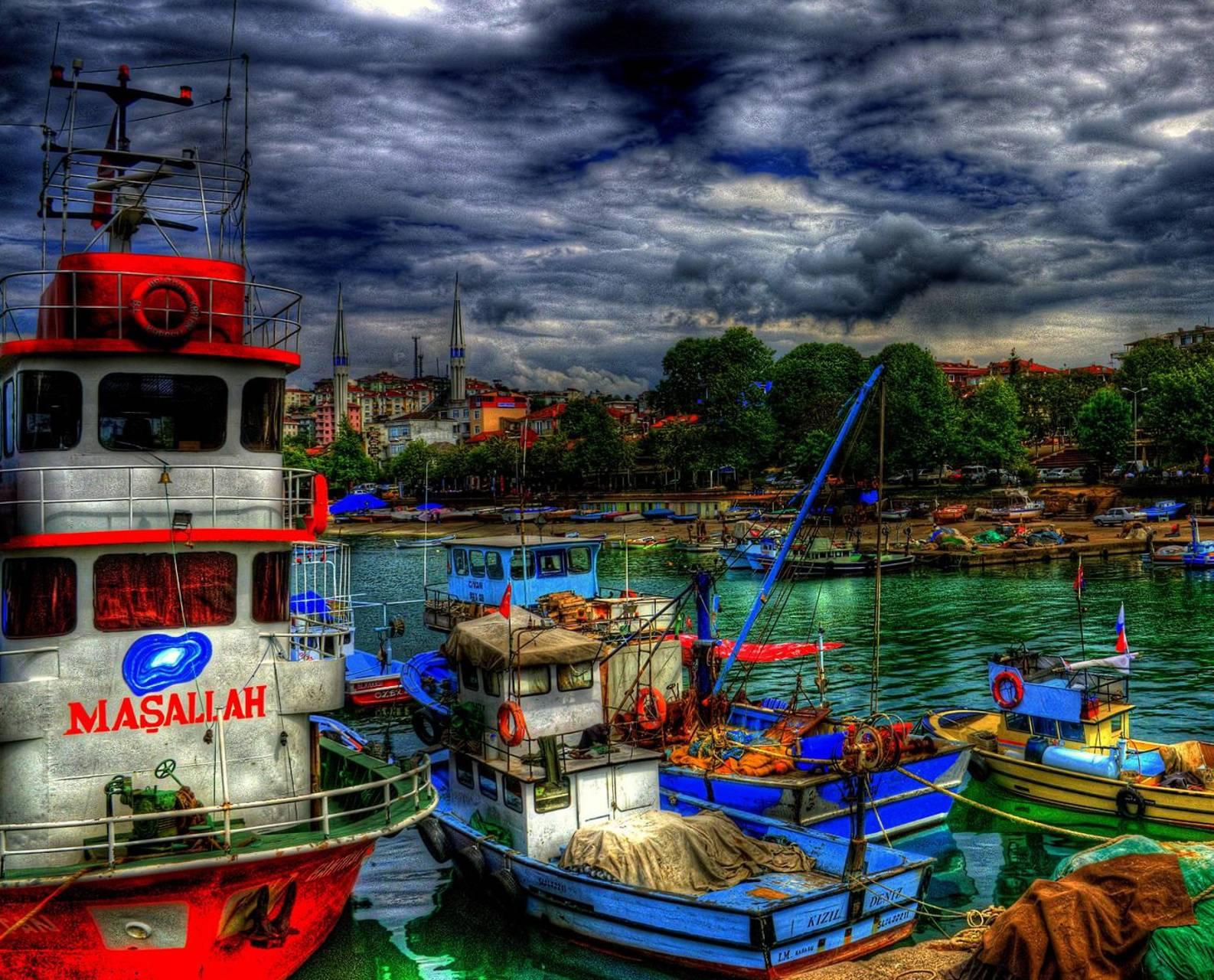Liman turkiye hdr