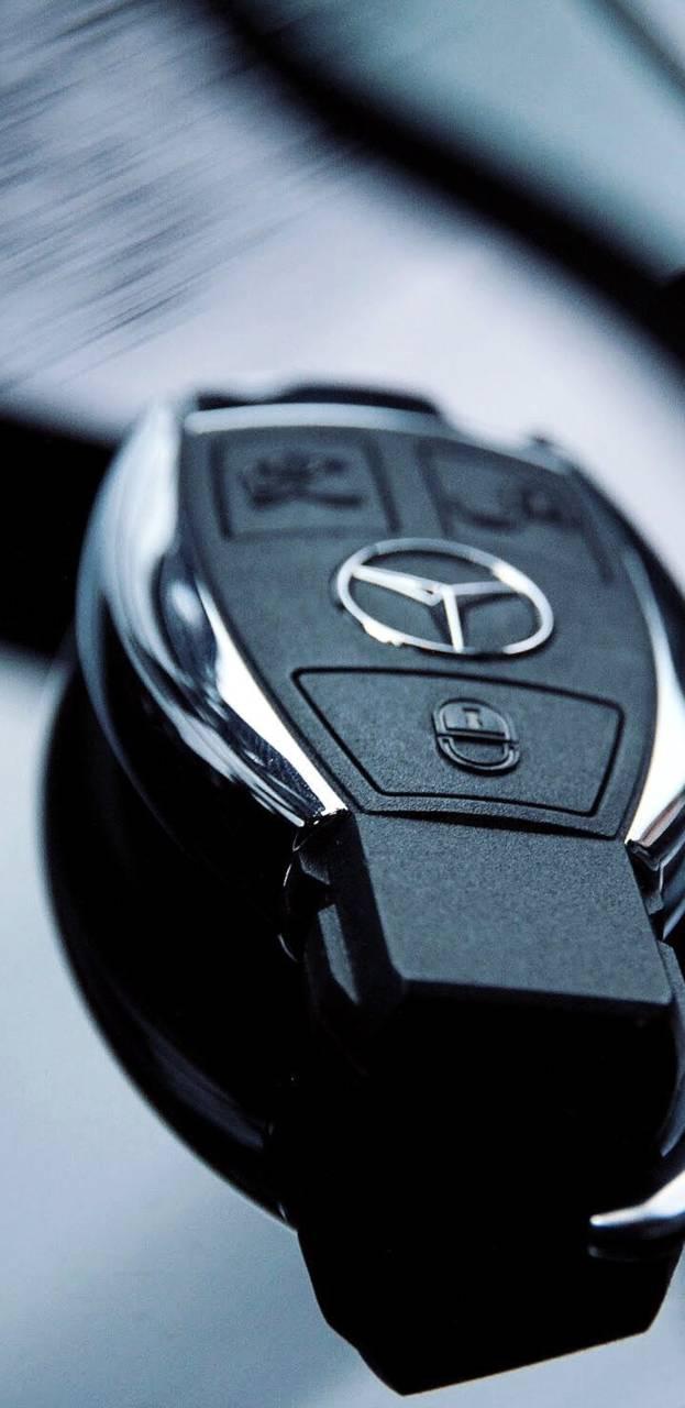 Mercedes Benz Key