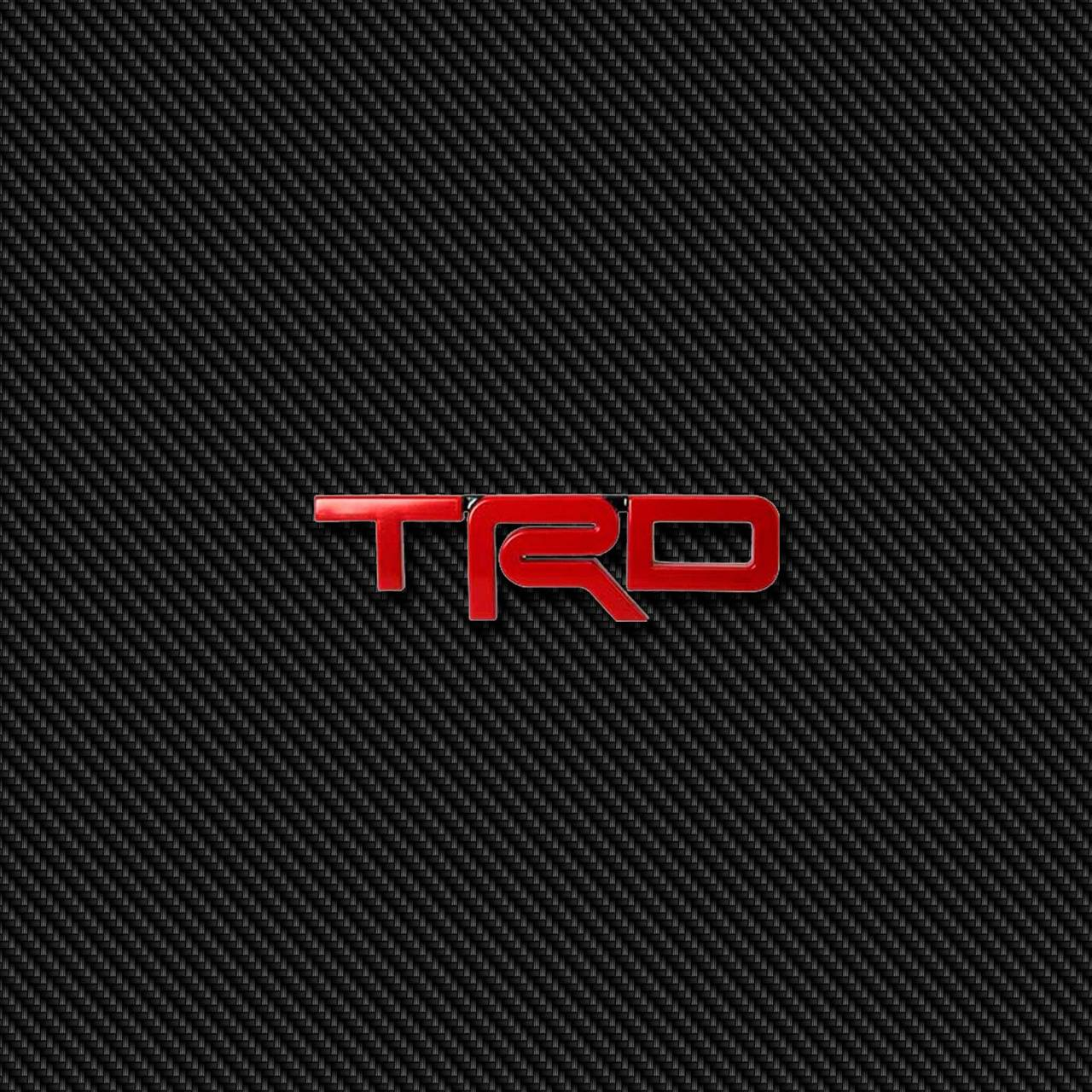 Toyota TRD Carbon Wallpaper By Bruceiras