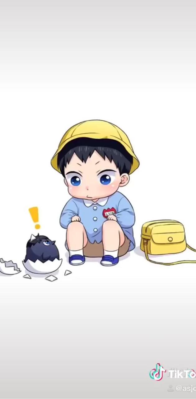 Baby Kageyama
