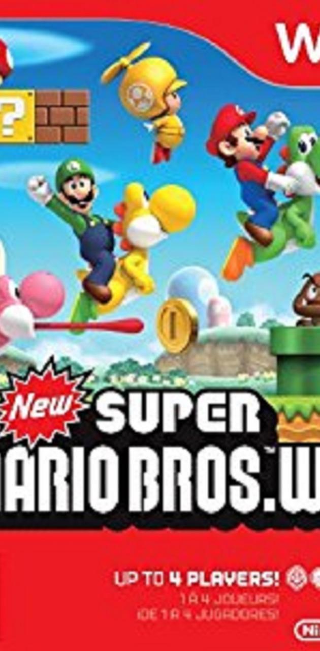Mario Wii USA