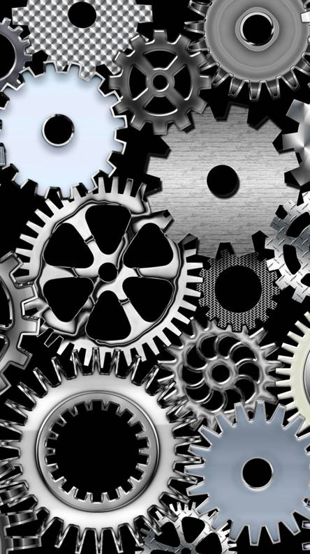 Mechanical Gear Wallpapers Free By Zedge
