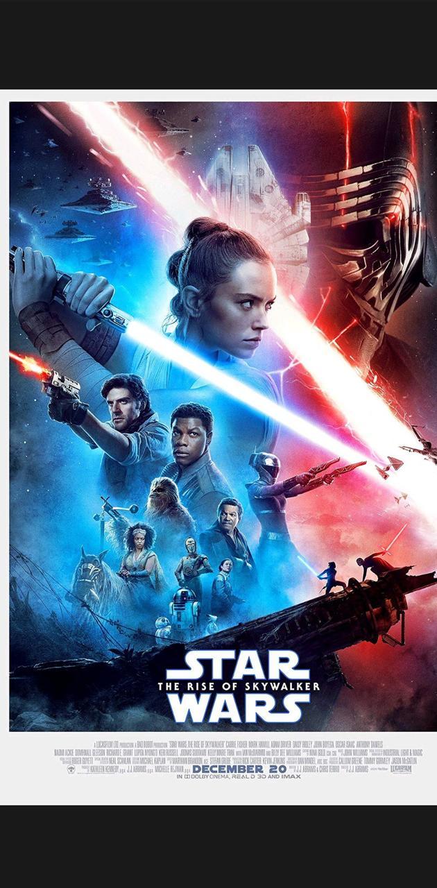 SW Rise Of Skywalker