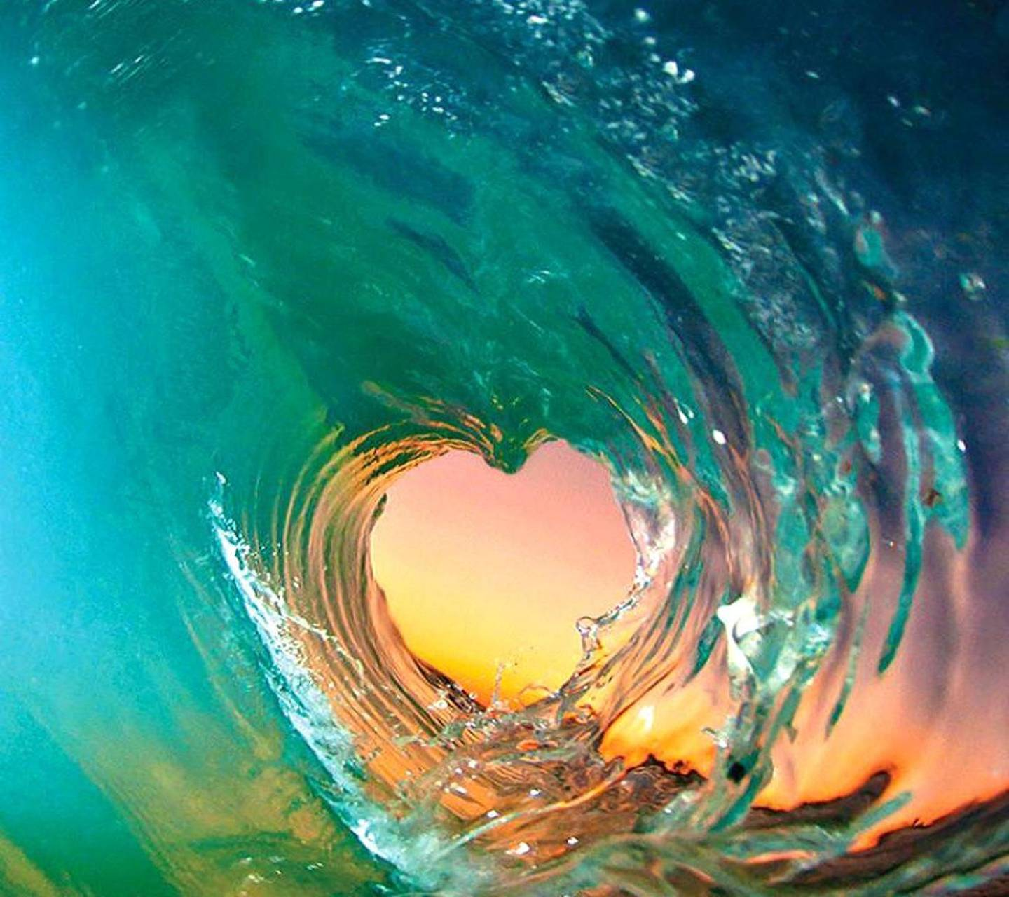 Wave off Love