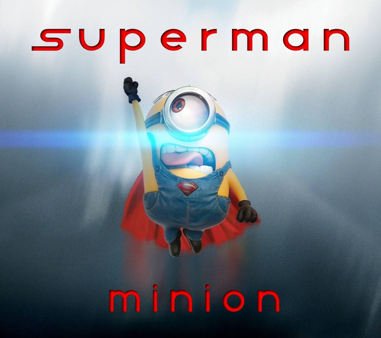 Superman Minion