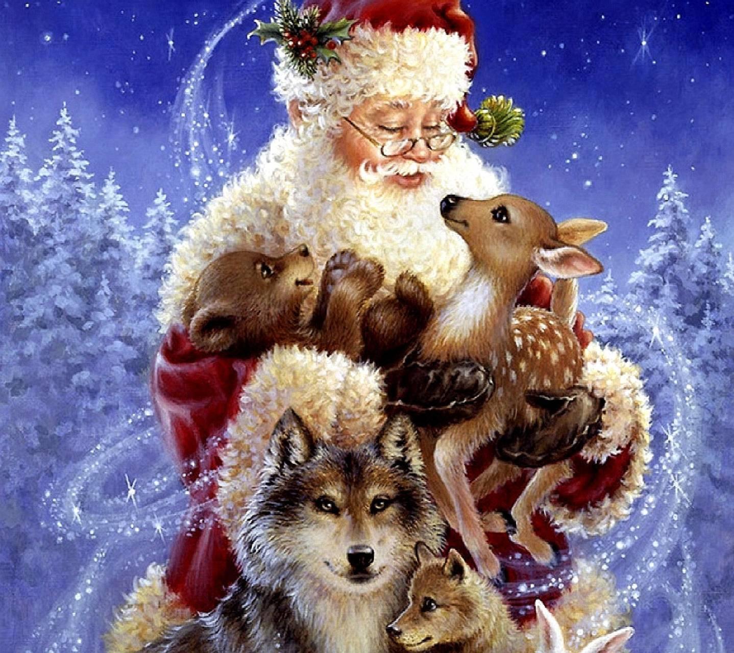 Santa Clause-------