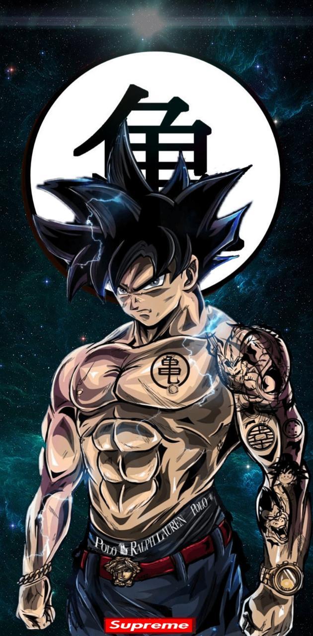 Goku Sup