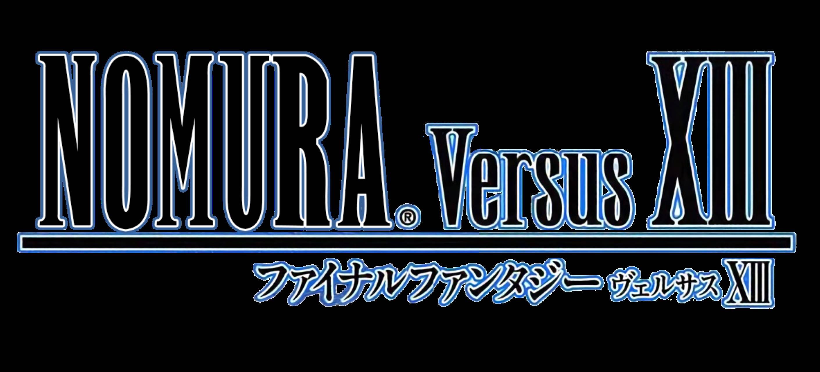 Nomura versus XIII