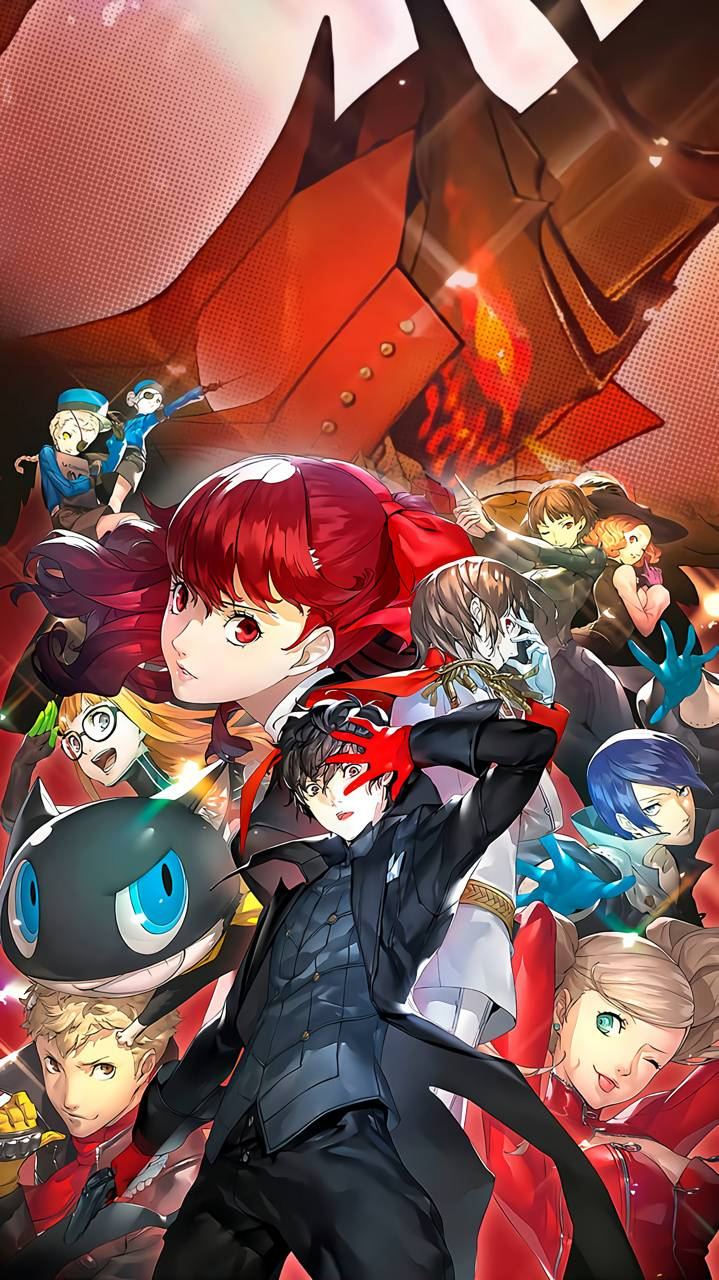 Persona 5 Royal wallpaper by HdxUi74 - af - Free on ZEDGE™