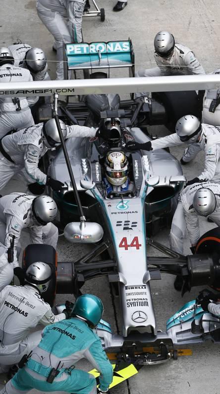 F1 Petronas