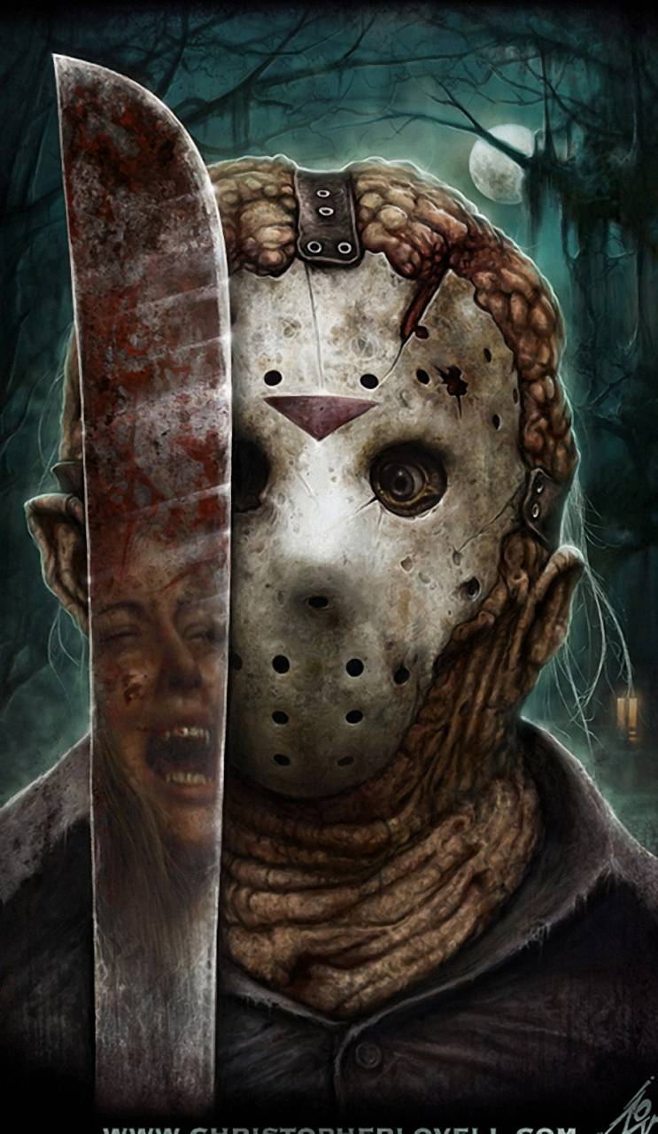 Jason Voorhees Wallpaper By Modelsgirls Ab Free On Zedge