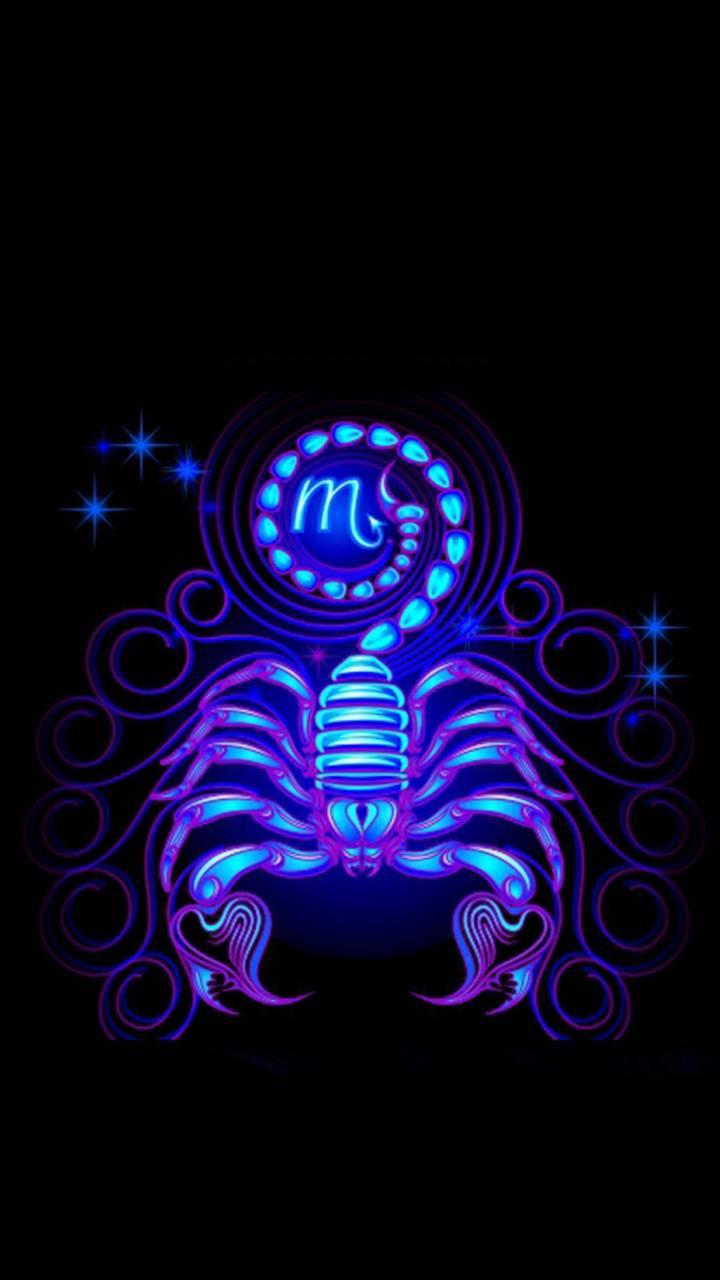 для обои на телефон знаки зодиака скорпион каждым