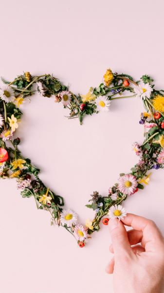 Flowers and Love