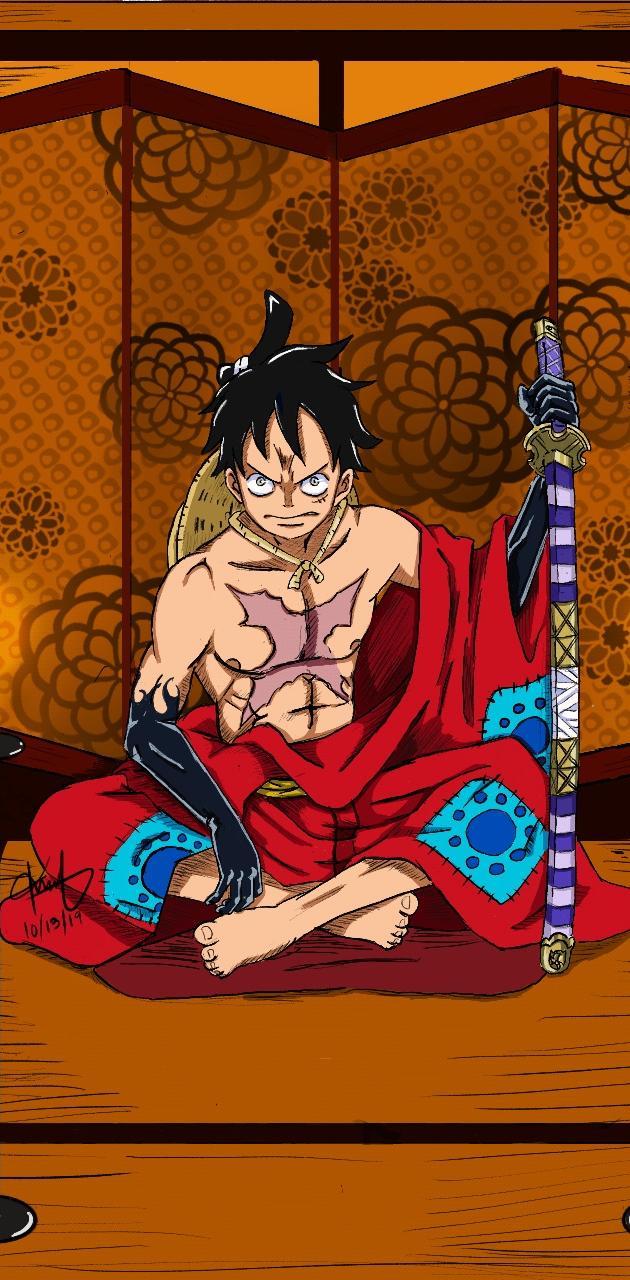 Samurai Luffy