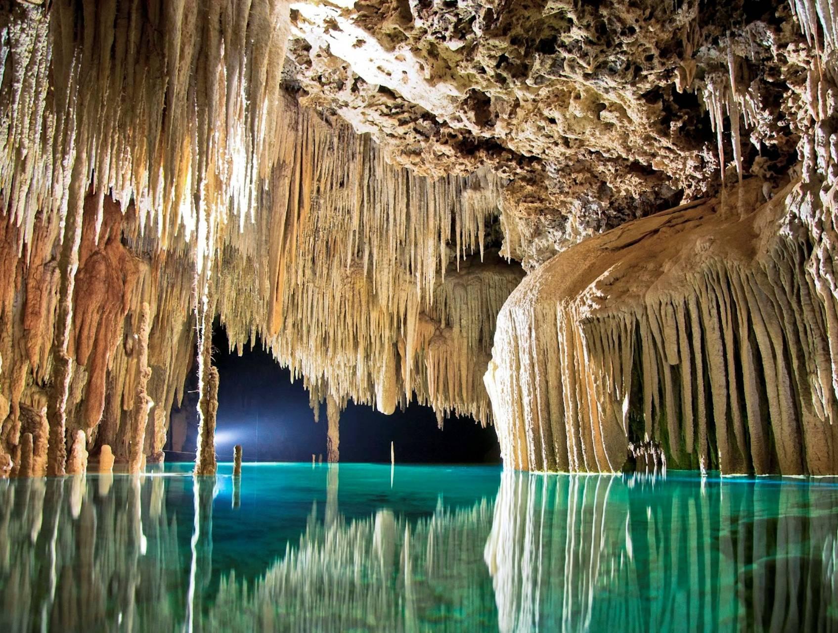 Nice Caves Hd